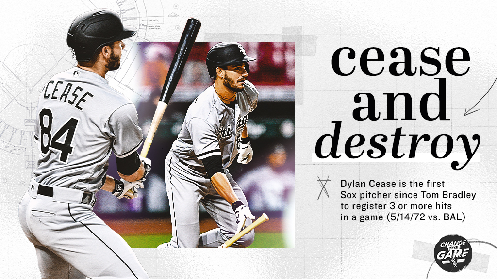 @whitesox's photo on dylan cease