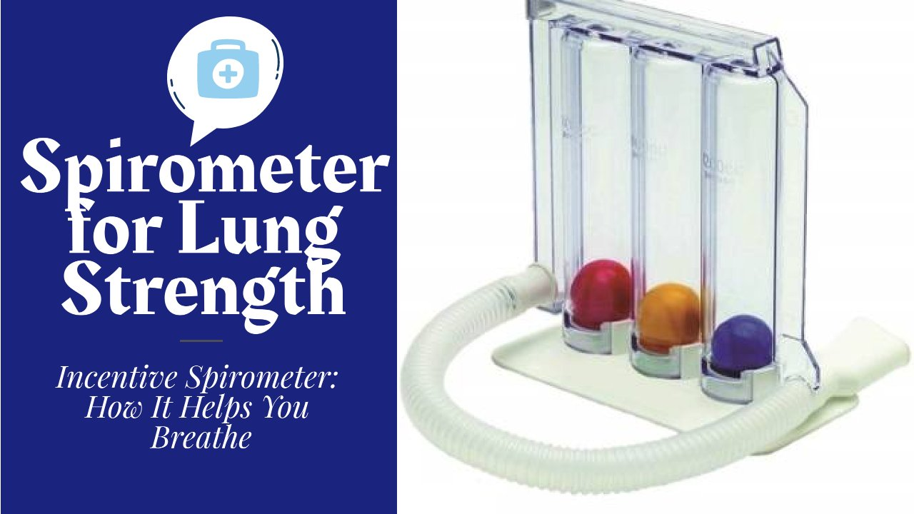 What is Spirometer? Everything you need to know about it for Lung Strength