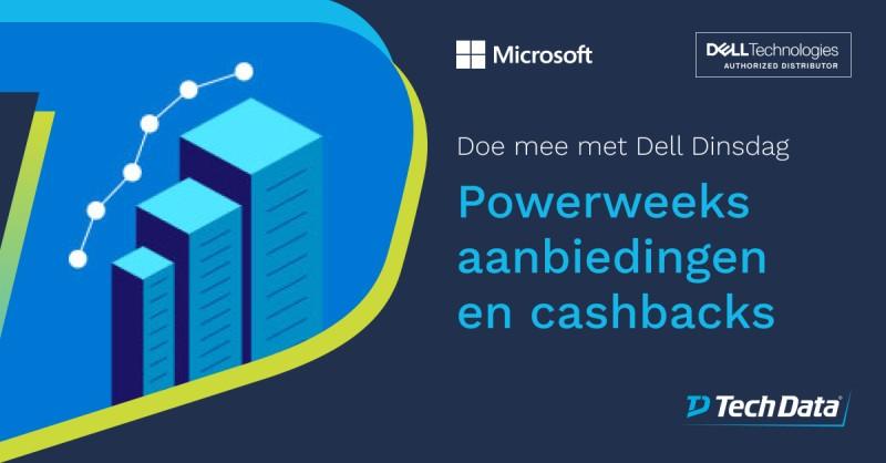 Dell Powerweeks aanbiedingen! Profiteer nu…