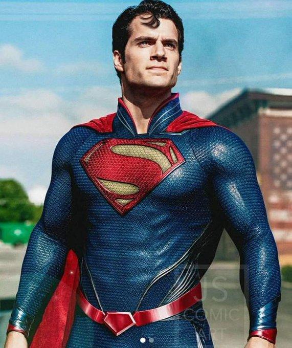 Happy Birthday Henry Cavill ( The Superman we all need )