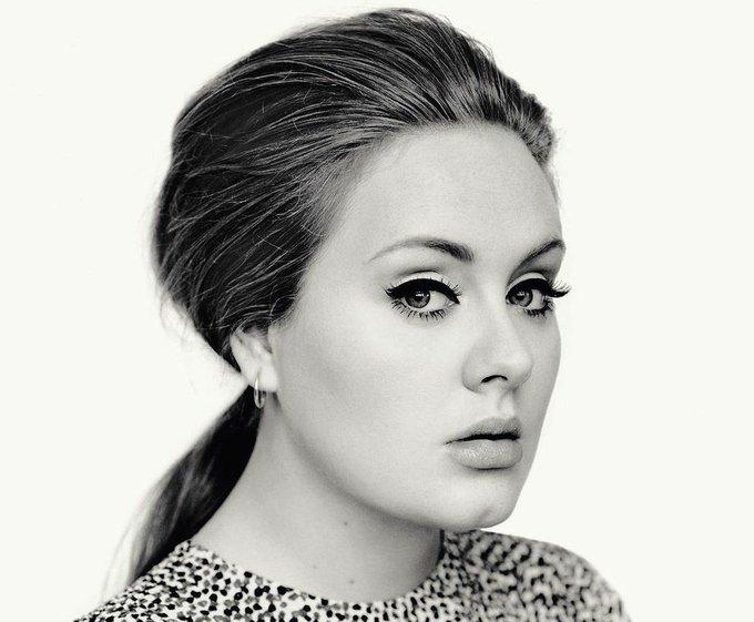 It\s Adele Day today!! happy birthday legend