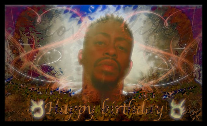 Happy birthday Raheem, wishing you many more to come in happiness and good health! Ashe