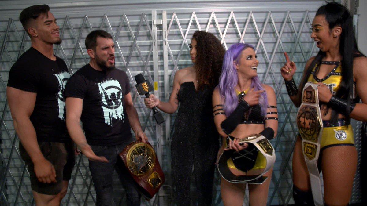 @WWENetwork's photo on Indi