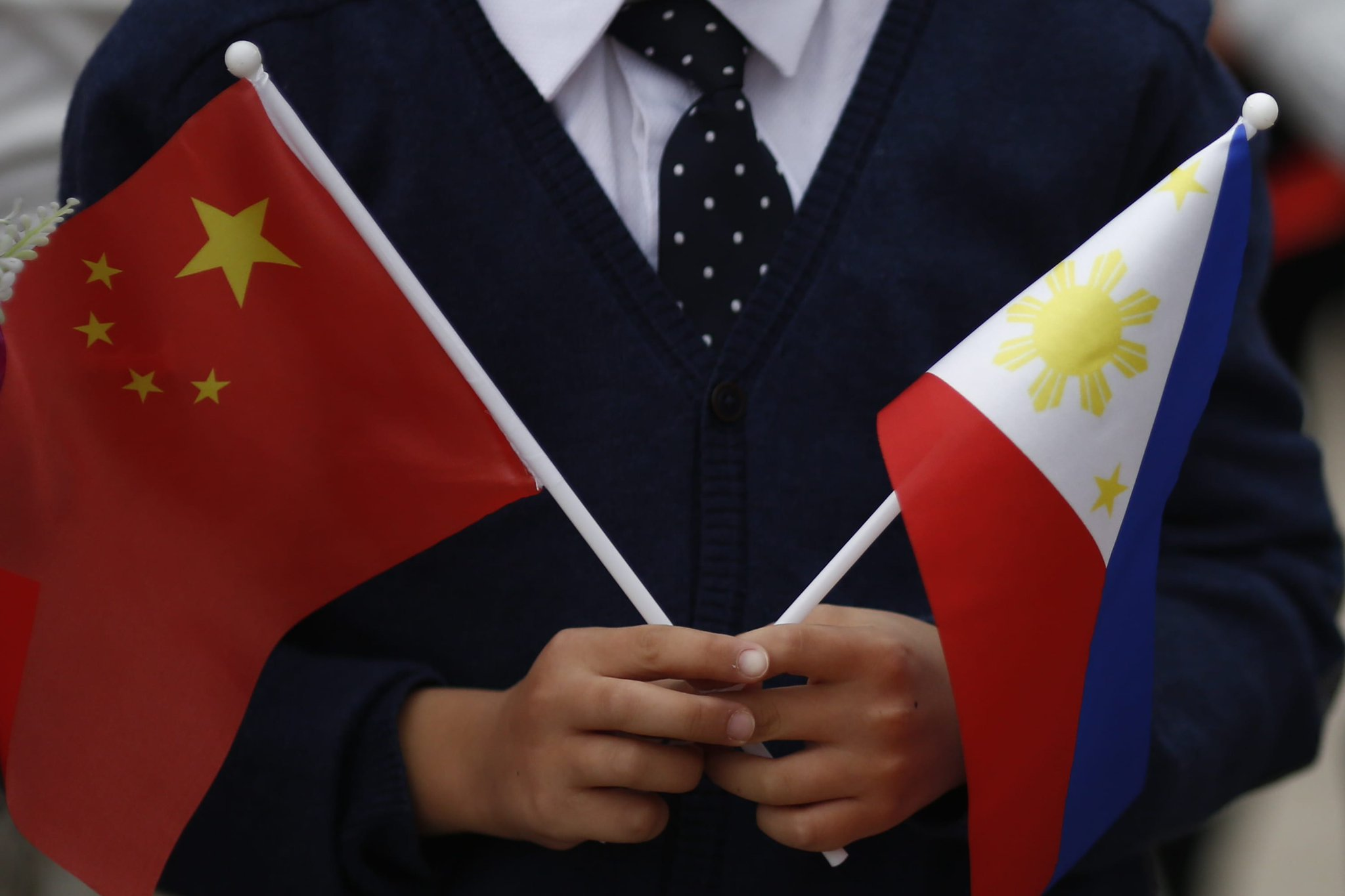 China urges basic manners after Philippine foreign secretary slams Beijing in blunt tweet Photo