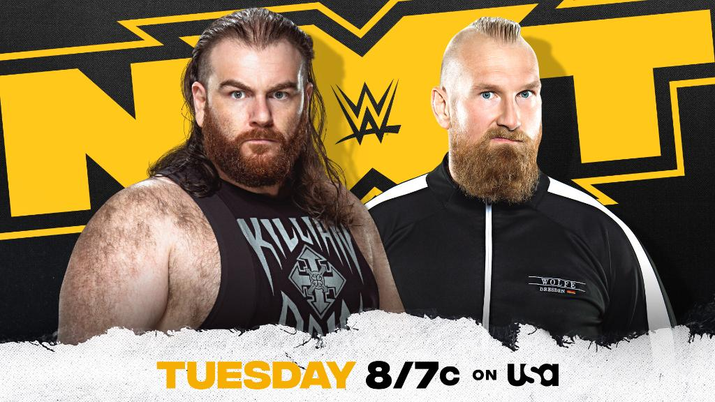 WWE NXT: Gimmick Match And 3 Title Matches Set For Next Week 3