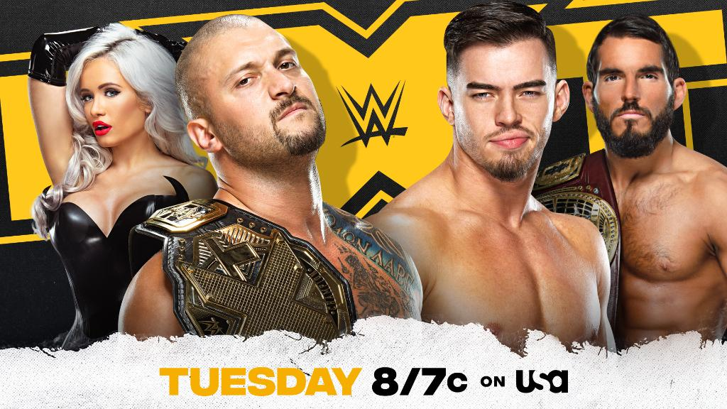 WWE NXT: Gimmick Match And 3 Title Matches Set For Next Week 2