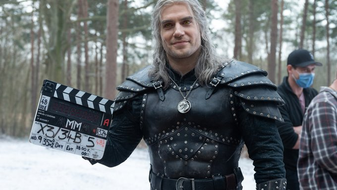 Today we wish a Happy Birthday to Henry Cavill, our Geralt of Rivia!