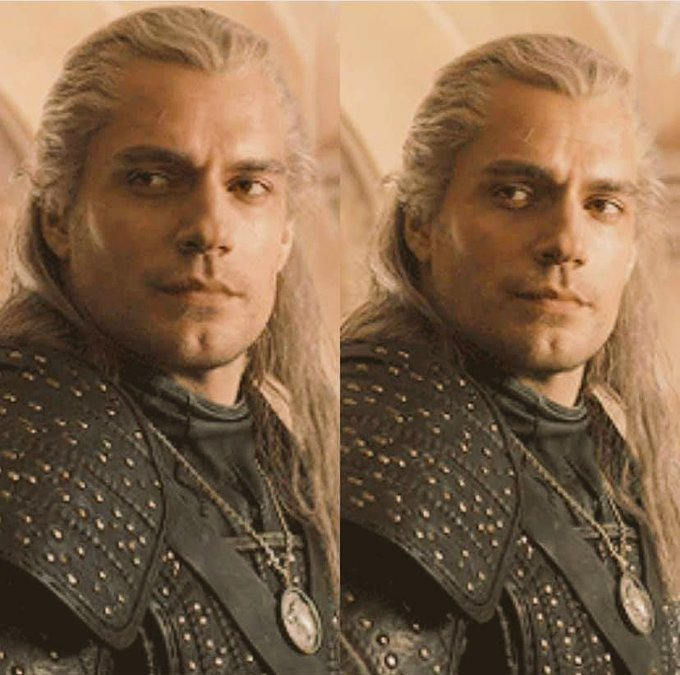 { } Happy Birthday to Henry Cavill, who had done the best Geralt yet.