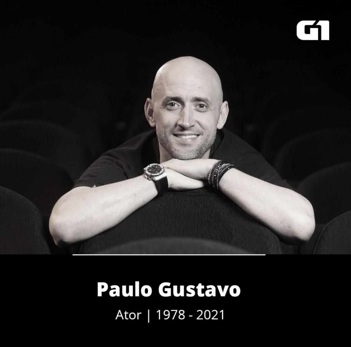 Rip @PauloGustavo31 💔 https://t.co/66WB5jLh7B