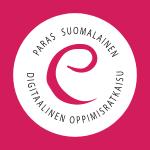 Image for the Tweet beginning: Onnea vuoden parhaille digitaalisille oppimisratkaisuille!