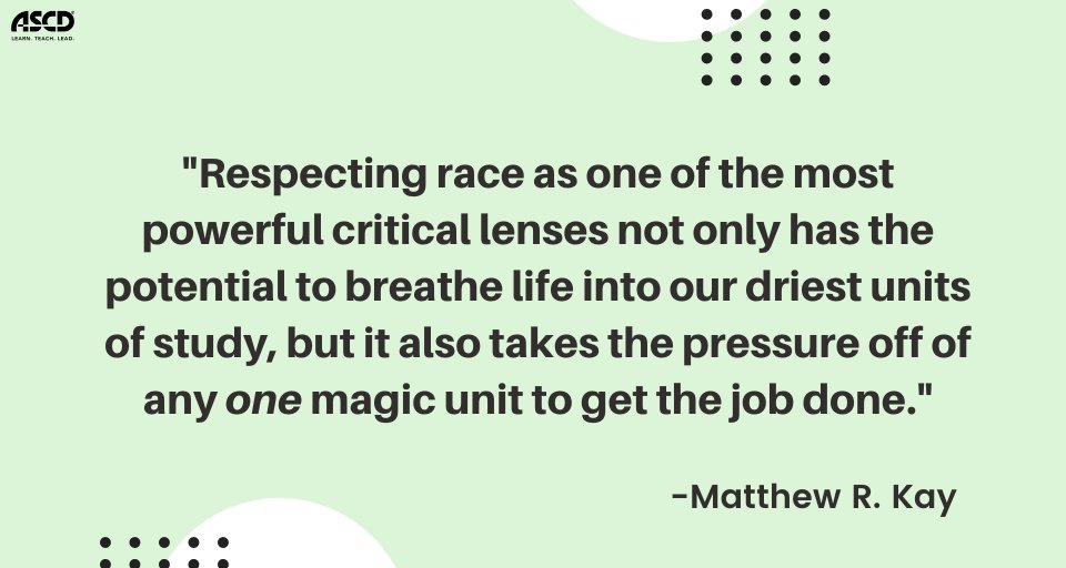 """To celebrate #TeacherAppreciationWeek, check out @MattRKay's work.   From the April issue: """"In these last two months, it matters how we treat each other.....We all have the power to impact how the folks who share our school communities remember this time. """""""