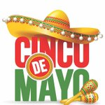 Image for the Tweet beginning: Celebration: #Happy #CincoDeMayo (Fifth of