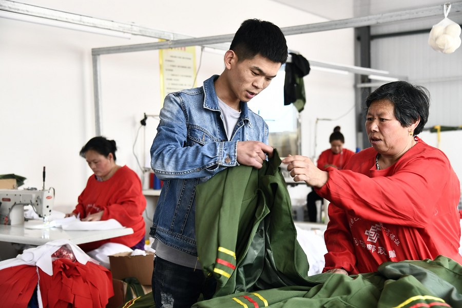 China's small and medium-sized enterprises saw steady recovery in the first quarter of the year, according to the latest industry data https://t.co/gusVMDH4gb https://t.co/8wOtJZOiRc