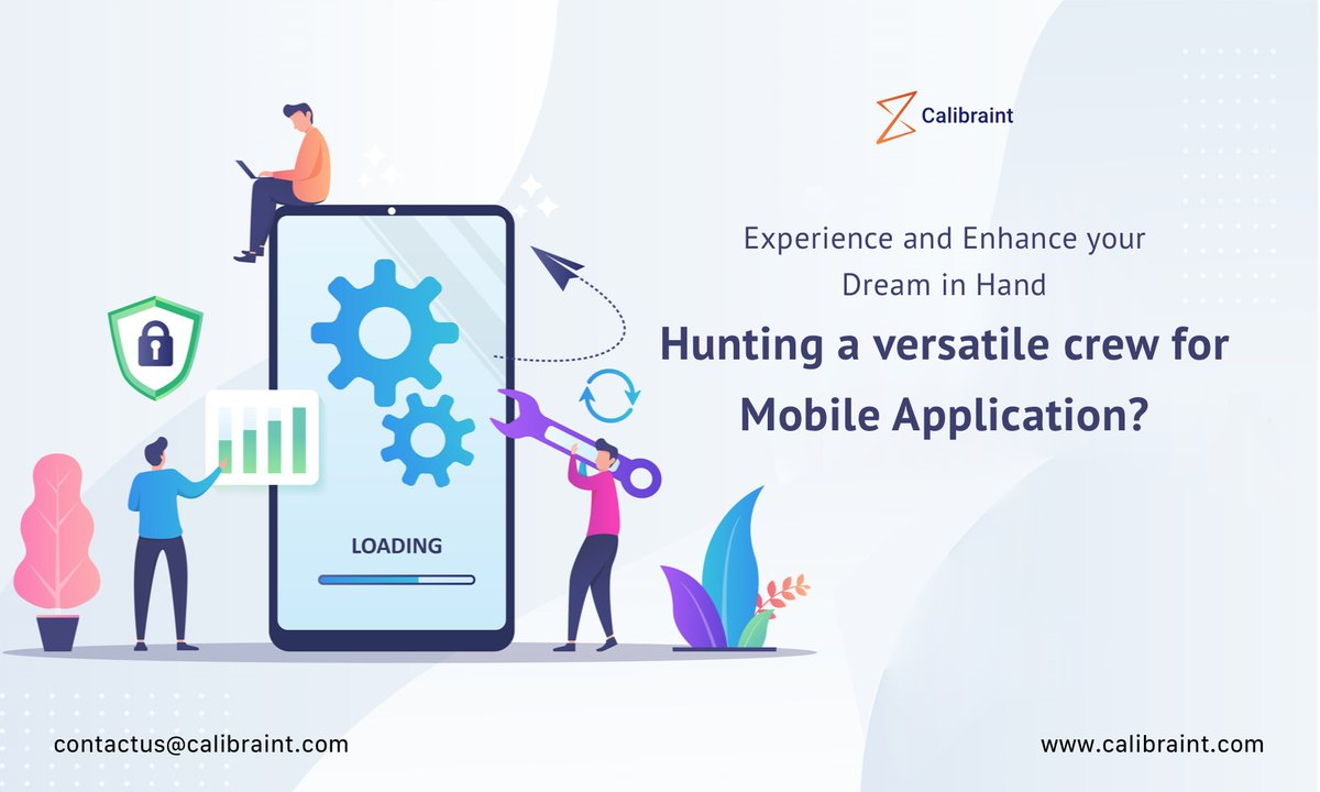 Devise The Interactive, Highly Engaging & Customer-Centric Mobile App With Us. #Calibraint#Bitcoin #chatbots #AI #crypto #Software #Angular #JavaScript #TypeScript #Flutter #Devcommunity #gamedev #UserInterface #technology #Android #Flutter #ionic #iOS