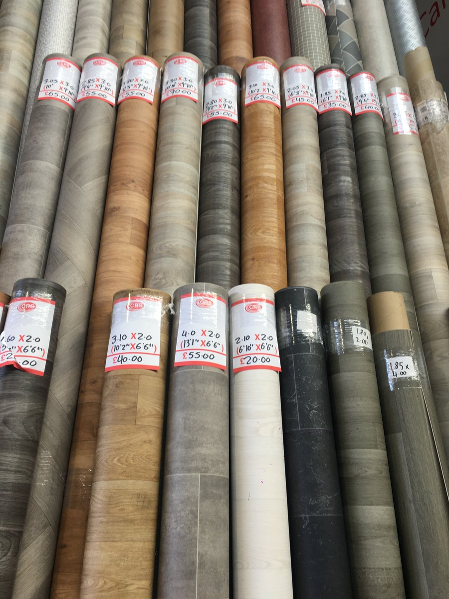 Carpet Roll Supplies