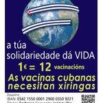 Image for the Tweet beginning: O Concello de Oleiros apoia