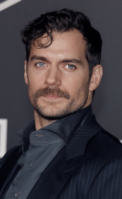 Happy Birthday to Henry Cavill and only Henry Cavill