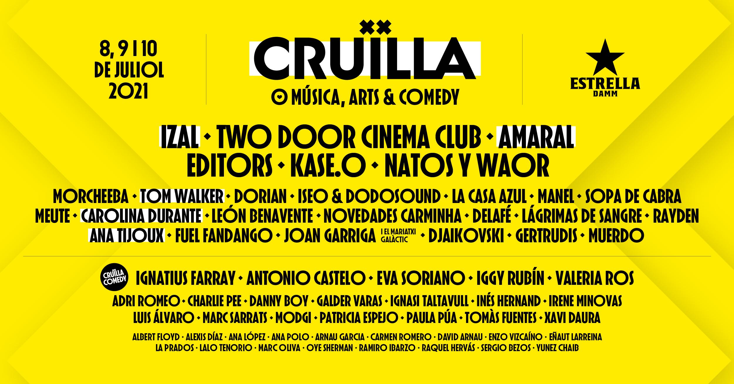 Cruilla Festival 2020 - Página 15 E0nWNH6XMAUZ9G1?format=jpg&name=4096x4096