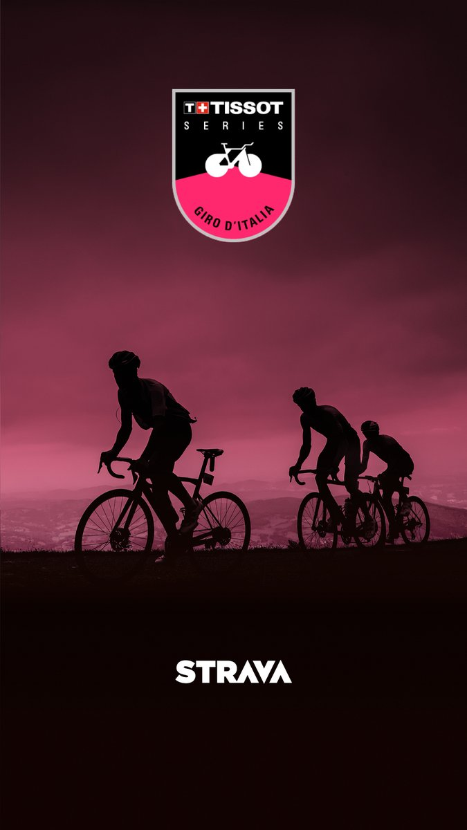 We're challenging you to register 150 minutes of cycling between May 8 and May 14. Complete the 150 minutes to be entered into a prize draw for the chance to win a Tissot Supersport Giro d'Italia. Are you up for the challenge?  https://t.co/dT7oDYR3Gt #StravaChallenge https://t.co/S7dzWdHHGy