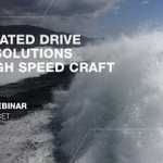 Image for the Tweet beginning: High speed craft #Waterjet solutions.