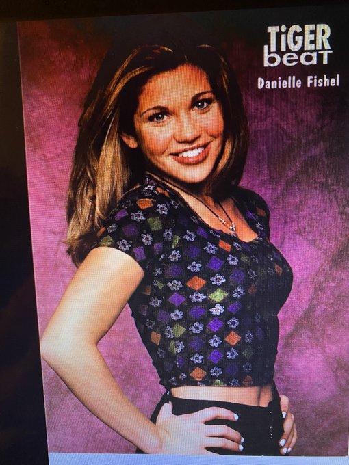 Happy 40th Birthday Danielle Fishel