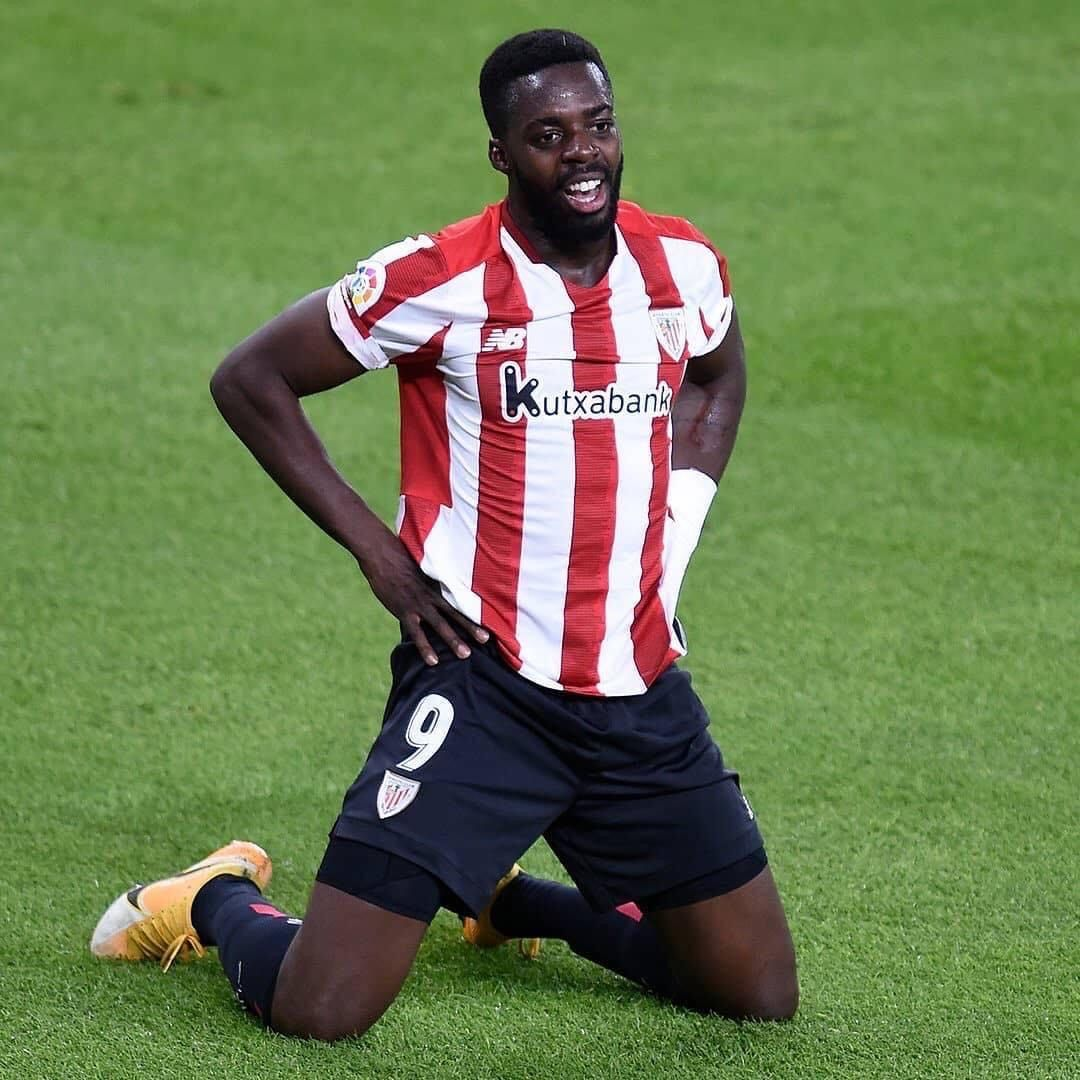 191 games in a row! 🔴⚪  Inaki Williams hasn't missed a La Liga match for Athletic Club in over FIVE years 🤯 https://t.co/PESda0Qu2J