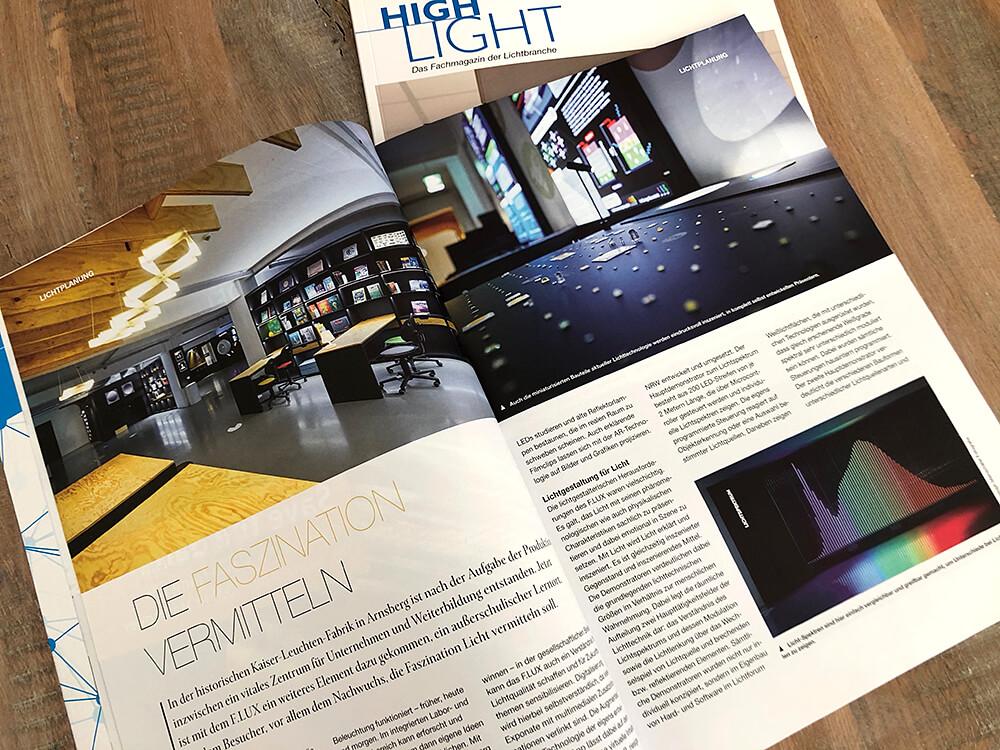 "Welch große #Freude und #Ehre: die #Planung und Realisierung unseres <a class=\""link-mention\"" href=\""http://twitter.com/flux_nrw\"" target=\""_blank\"">@flux_nrw</a> #Schülerforschungslabors wird in der aktuellen #Highlight vorgestellt 🥳 #Licht #Presse #Beleuchtung #Lichtplanung #Lichtdesign #LED #Lichtsteuerung #LichtforumNRW #Neheim #Südwestfalen <a class=\""link-mention\"" href=\""http://twitter.com/AllesArnsberg\"" target=\""_blank\"">@AllesArnsberg</a> <a href=\""https://t.co/MzpCVYvWd8\"" class=\""link-tweet\"" target=\""_blank\"">https://t.co/MzpCVYvWd8</a>"