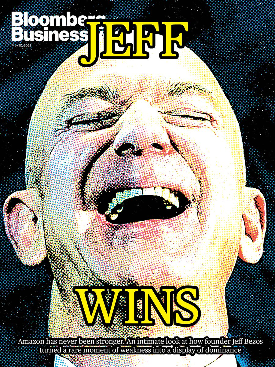@BW: NEW COVER: A sexting scandal. A $200,000 payout. A brutal fight for the last word. This is the untold story of how Jeff Bezos beat the tabloids.