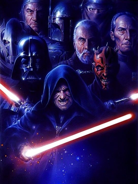 RT @Stephen_Stanton: Welcome To The #DarkSide! Happy #StarWars #Revengeofthe5th! https://t.co/ohxUZIweGh