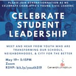 Image for the Tweet beginning: Join GenerationNation on May 19
