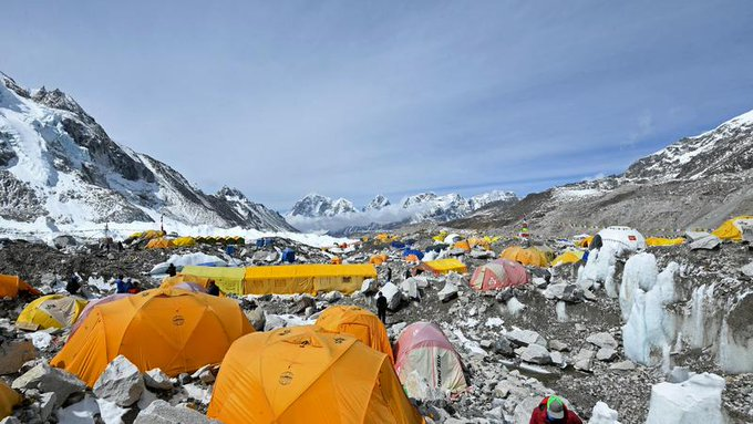 COVID-19 Reaches Mount Everest As Nepal Struggles With Record Infections Photo