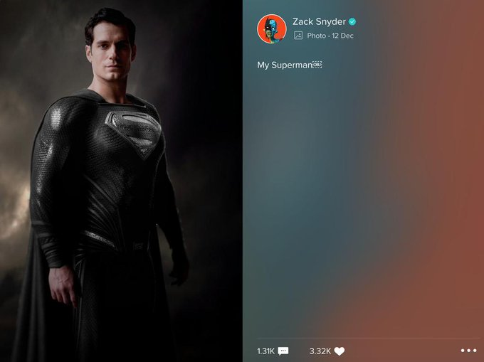 Henry Cavill is and will remain my Superman  Happy Birthday  PS: fuck you