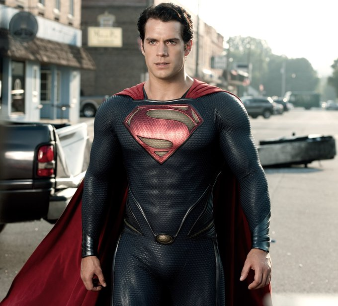 Happy Birthday Henry Cavill!!! You will always be my Superman