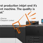 Image for the Tweet beginning: Our customers love the #TASKalfaPro15000c.