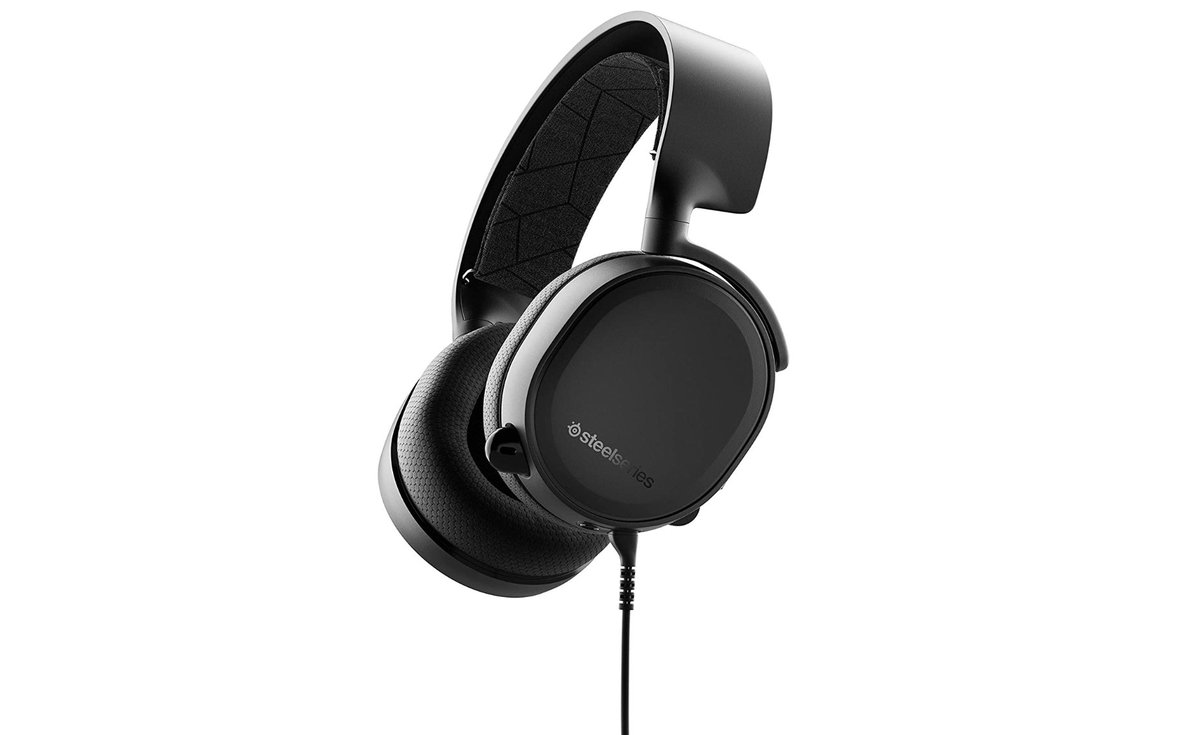 SteelSeries Arctis 3 Console Stereo Wired Gaming Headset for PS5 & PS4   Amazon USA 2