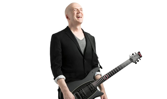 A Very Happy Birthday to Mr Devin Townsend from the Warwick & Framus Family