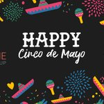 Image for the Tweet beginning: Happy Cinco de Mayo to