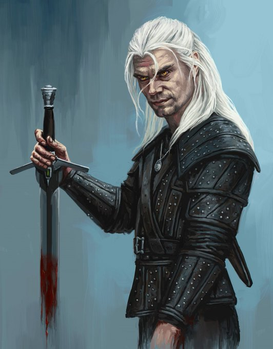 Apparently its Henry Cavill\s birthday today. Happy Birthday Witcher Man