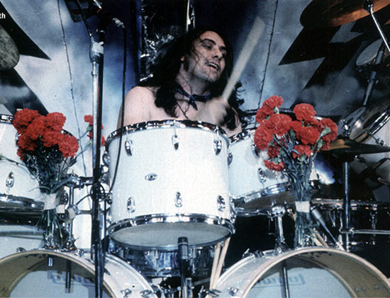Happy Birthday to original Black Sabbath drummer Bill Ward. He turns 73 today.
