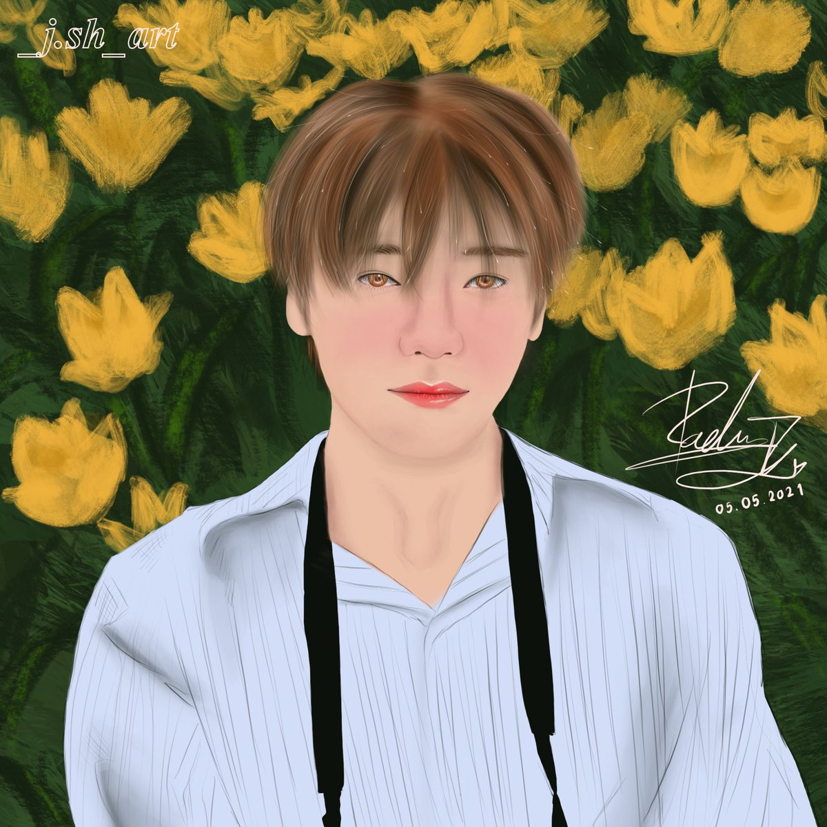 RT @Tybubu00_: 🌷📷 TY   #TAEYONG #FANARTnct #태용 #FANART #แทยง   #JY_BB_Art https://t.co/sWtdG1Hg1I