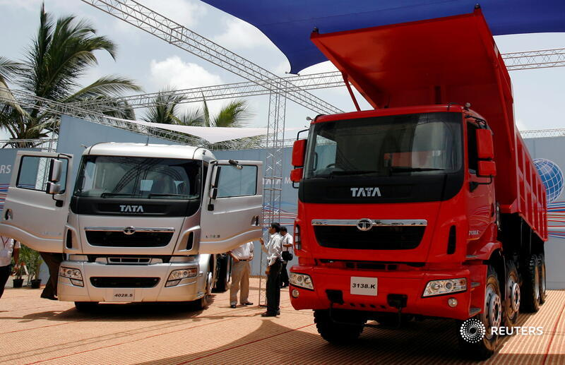 India orders antitrust probe into Tata Motors' truck sales to some dealers https://t.co/DincE8lth2 by @aditishahsays https://t.co/JH9kaRU68V