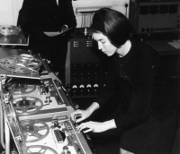 Happy Birthday to the late, great Delia Derbyshire (5th May 1937 - 3rd July 2001).