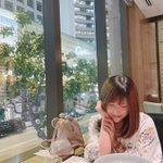 Image for the Tweet beginning: まほちゃんとデート🥂  #香港旅行 #香港ホテル #香港アイドル #乙女シンドリーム