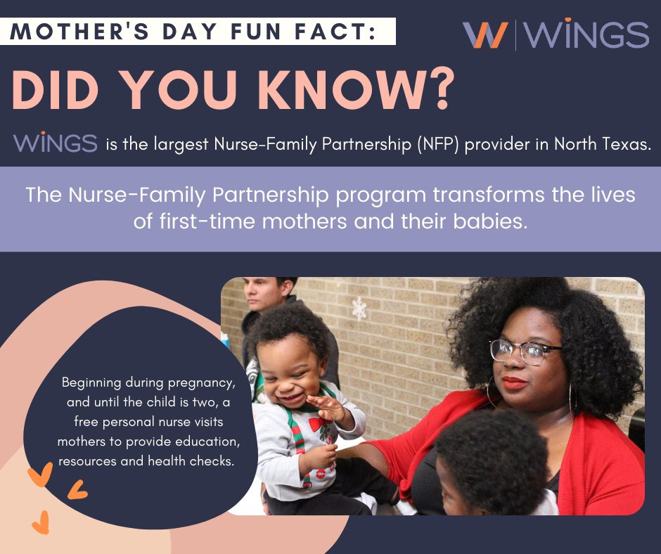 test Twitter Media - Shout out to our WiNGS moms!  WiNGS (formerly the YWCA) was the 1st Nurse-Family Partnership provider in TX - we support 1st-time moms as they build a life of health, wellness & hope for their babies. Learn more: https://t.co/aU9zHanLvC #mothersday https://t.co/ZyGe6e6P55