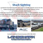 Image for the Tweet beginning: #sharksighting #landsharkgroup