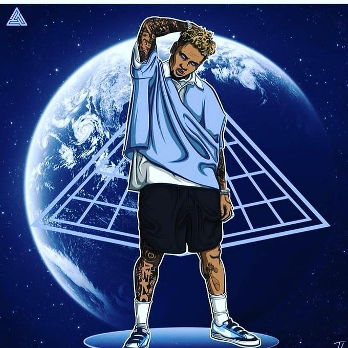 Happy birthday chris brown, may you continue to COMPLETE more years, may God bless you and your family