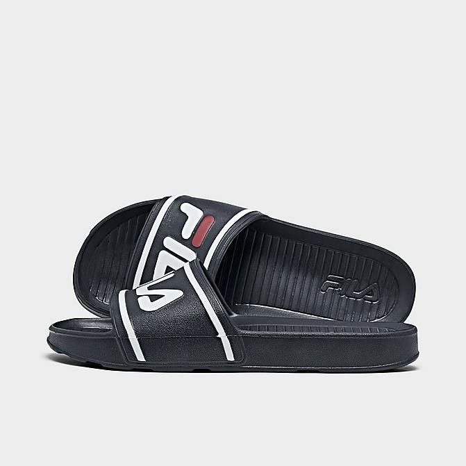 STEAL! Fila Sleek Slides on sale for just $10 -   ad  Use code 10COST on orders over $100