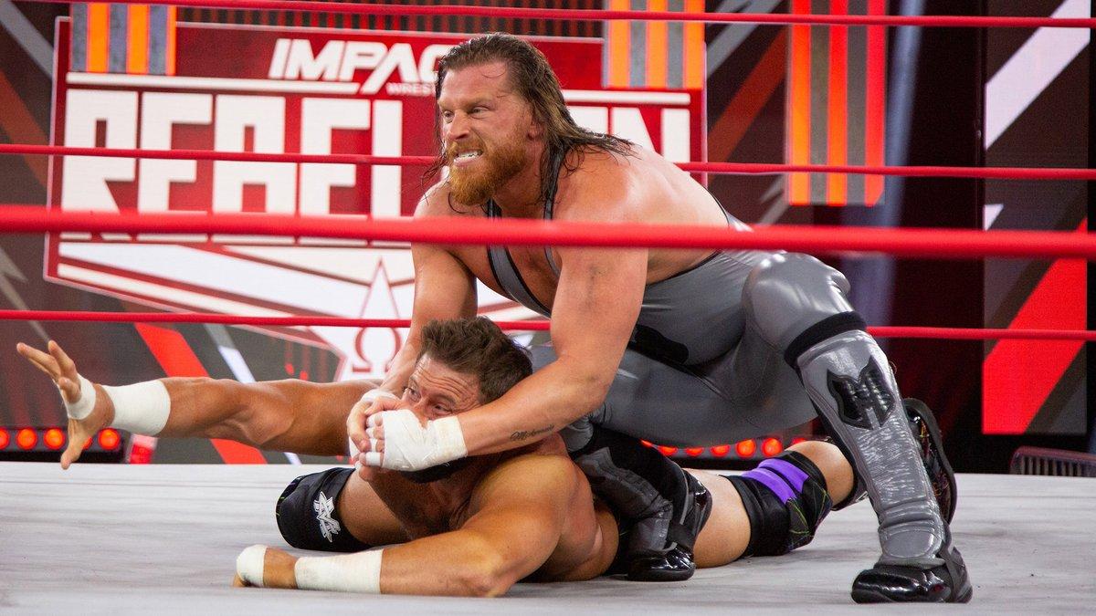 Myers_Wrestling photo