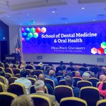 MAJOR ANNOUNCEMENT: HPU President Nido Qubein just announced the establishment of a new School of Dental Medicine and Oral Health. It will be the only dental school at a private university in North Carolina and the only dental school located in the Triad. 🦷