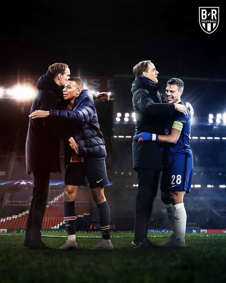 @brfootball's photo on Champions League